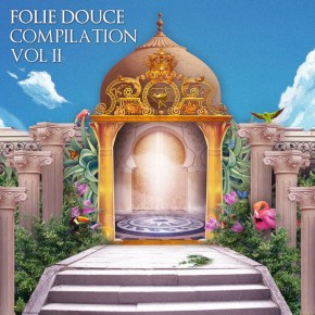 FOLIE DOUCE COMPILATION VOL II COVER